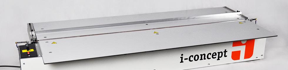 Super i-concept Biege-Maschinen für Kunststoff HF71